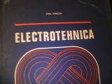 ELECTROTEHNICA-EMIL SIMION-398 PG A 4-, Alta editura