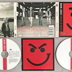 Bon Jovi - Have a Nice Day (CD+DVD Digipack)