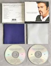 George Michael - Ladies and Gentlemen: The Best of George Michael (2CD) foto