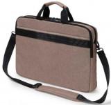 Geanta Laptop Dicota Slim Case Plus Edge 12inch-13.3inch (Sandstone)