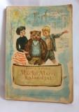 Sipos Bella, Mackó Marci kalandjai, in maghiara (Aventurile ursuletului) 1961