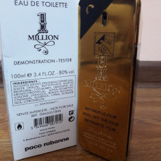 Tester Parfum Paco Rabanne 1 Million 100ml, 100 ml