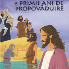 J.M. JENSEN - BIBLIA ILUSTRATA PT COPII  8 - IISUS SI PRIMII ANI DE PROPOVADUIRE