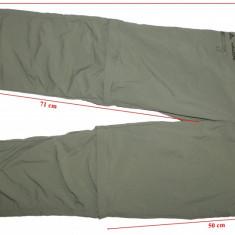 Pantaloni 2 in 1 trekking Vaude, copii, marimea 158/164 cm