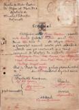 Diploma absolvire Scoala Studii Practice Ploiesti 1947_curs dactilografie
