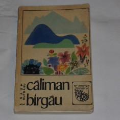 T.NAUM \ E.BUTNARU - CALIMAN BARGAU calauza turistului