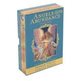 Cărți oracol Ingeri ai abundentei - Doreen Virtue & Grant Virtue