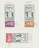 Romania Exil 1996 set 3 ilustrate maxime FDC Spania legionari Majadahonda
