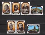 RWANDA  MI. 792-798 MNH