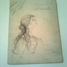 SONETE  ~ LOUISE LABE ( prima editie bilingva franceza - romana )
