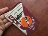 Fanion Sport - Clubul sportiv CFR Timisoara !