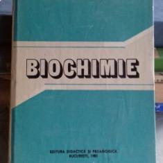 BIOCHIMIE - AURORA POPESCU