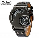 Ceas Militar OULM009 Cobra Black