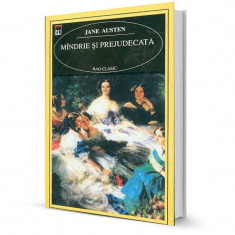 Mandrie si prejudecata - Jane Austen - Roman