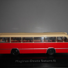 Macheta autobuz Magirus-Deutz Saturn II - Atlas scara 1:72