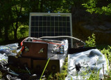 Pachet gard electric 2J plus 1000m cu Panou solar Garantie 2 ani