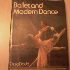 Craig Dodd - Ballet and modern dance - Carte Arta dansului