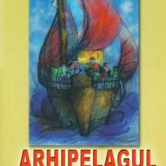 Arhipelagul in flacari - Jules Verne - Roman