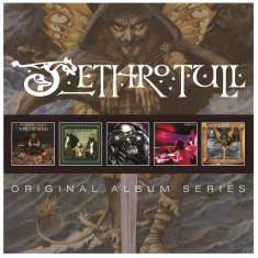 Jethro Tull Original Album Series Boxset (5cd) - Muzica Folk