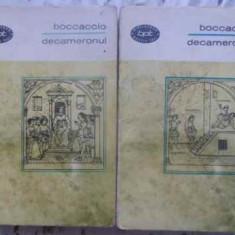 Decameronul Vol.1-2 - Boccaccio, 412390 - Roman