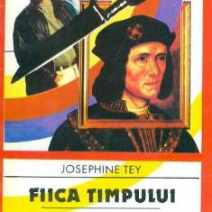 Fiica timpului/Brat Farrar - Josephine Tey - Carte politiste