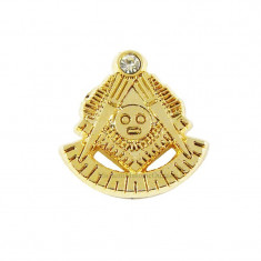 Pin mason - Arc cu soare