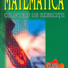 MATEMATICA - culegere de exercitii cls. A III-a