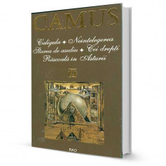 Caligula/Neintelegerea/Starea de asediu/Cei drepti/Rascoala in Asturii - Albert Camus - Roman