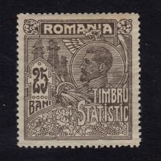 TIMBRU STATISTIC 1920   - SERIE MNH