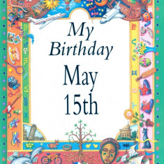 My Birthday May 15th - Carte astrologie