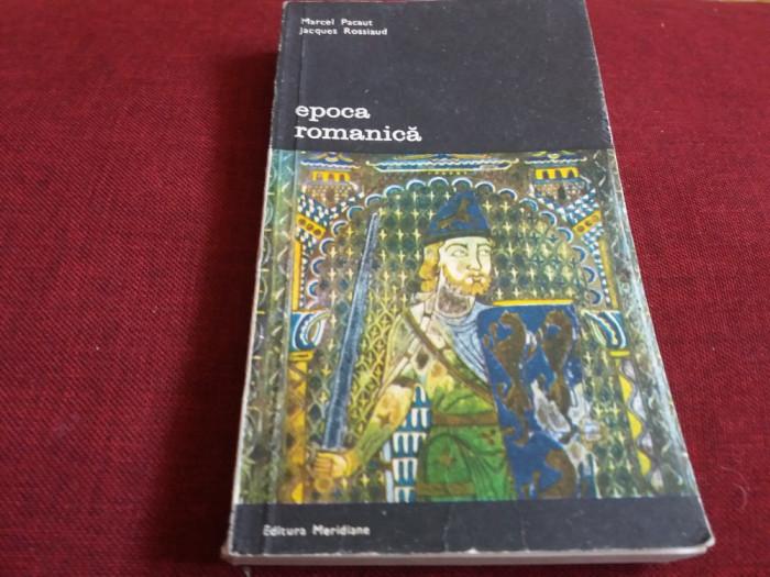 MARCEL PACAUT - EPOCA ROMANICA