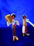 Obiecte traditionale Romanesti vechi. Artizanat romanesc din lemn