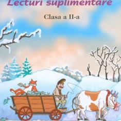 Lecturi suplimentare clasa a II-a - Nicoleta Stanica