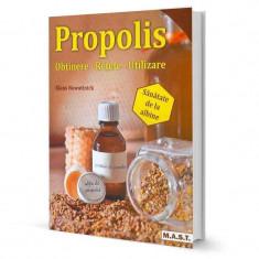 Propolis - Klaus Nowottnick - Carte tratamente naturiste