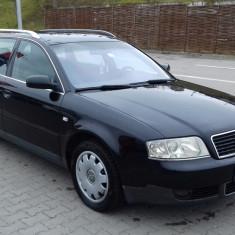 Audi A6 Avant 1, 9TDI, 131CP, 2002, inmatriculat dec. 2006, unic proprietar, Motorina/Diesel, 283000 km, 1896 cmc