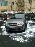 Chevrolet Aveo din 2008, 56000 Km, full option, impecabil, Benzina, Berlina