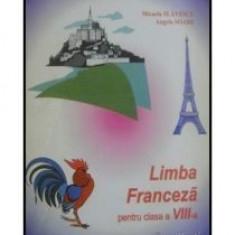 Limba franceza. Manual clasa a VIII-a (L1)