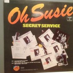 SECRET SERVICE - OH SUSIE (1980/DECCA Rec/RFG) - Vinil/Impecabil (NM+) - Muzica Pop Teldec