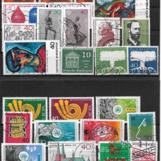 Lot timbre Germania - Timbre straine, Stampilat