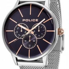 Police Swift ceas barbati nou 100% original. Garantie - Ceas barbatesc Police, Casual, Quartz, Inox, Ziua si data