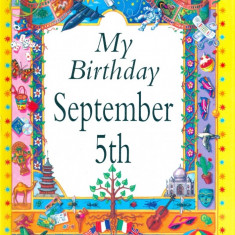 My Birthday September 5th - Carte astrologie