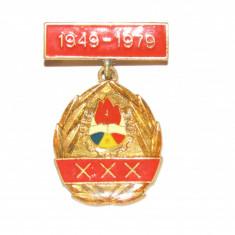 Insigna pionier - aniversare 1949 - 1979