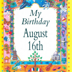 My Birthday August 16th - Carte astrologie