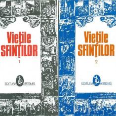 Vietile sfintilor (colectia completa - 7 volume) - AL. Lascarov-Moldovanu - Carti Crestinism