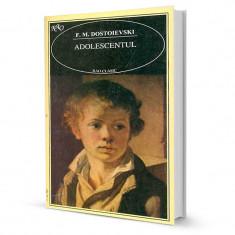 Adolescentul - F. M. Dostoievski - Roman