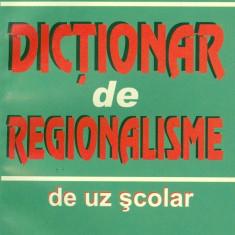 Dictionar de regionalisme (de uz scolar) - Nicoleta Mihai