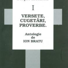Despre Moarte - versete, cugetari, proverbe (vol. I) - Ion Bratu - Carte cu ghicitori pentru copii