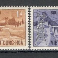 Vietnam de Sud.1964 Centrala Electrica Danhim  SV.299