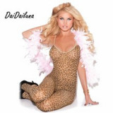 Lenjerie Lady Lust Sexy 99 Bodystocking Fishnet Open Intima Leopard Animal Print, M