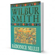 Razboinicii Nilului - Wilbur Smith - Roman istoric